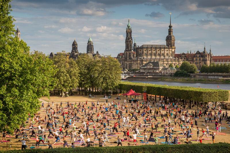 Schönheit wiederentdecken im Sommerurlaub in Dresden Elbland