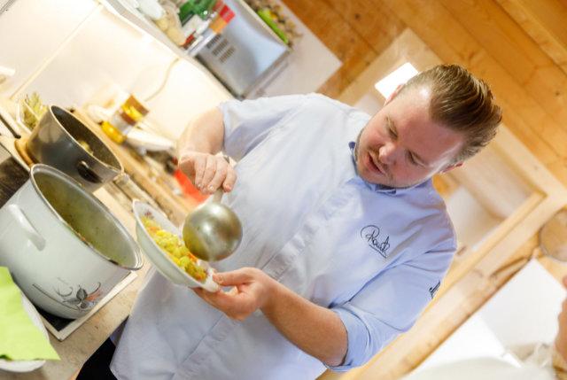 Kulinarischer Hochgenuss kehrt zurück auf die Berge