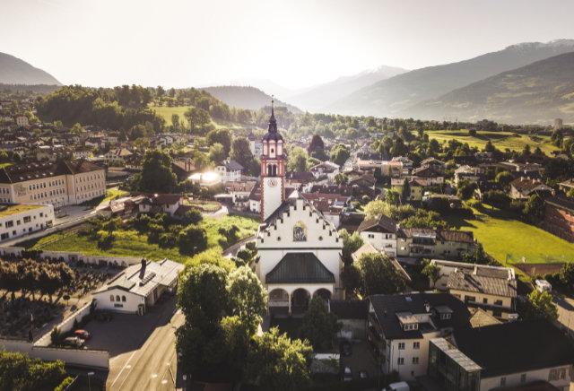 Kraftorte zum Durchatmen in der Tiroler Ferienregion Hall-Wattens