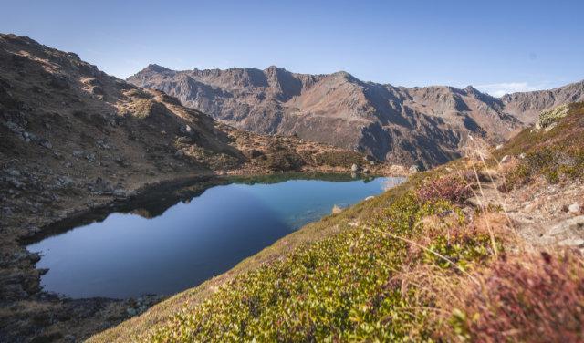 Weite atmen an den alpinen Kraftorten der Region Hall-Wattens