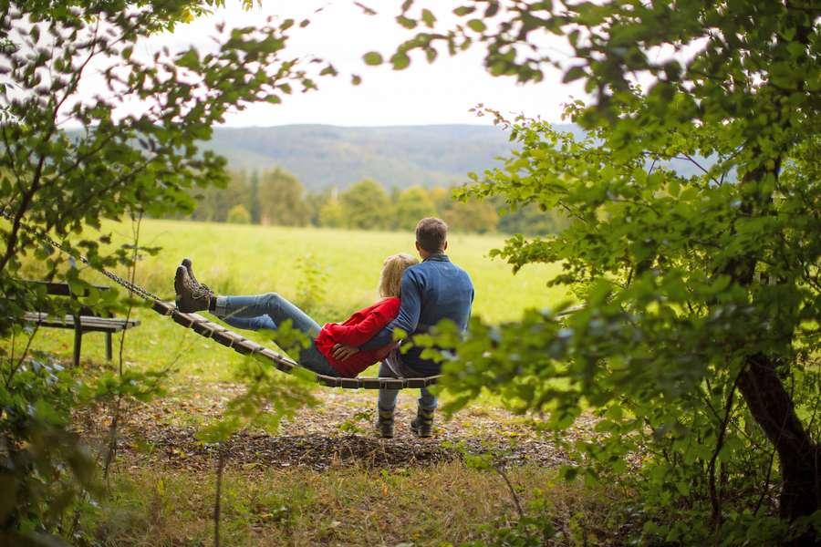 Natur spüren, Stille genießen im Sauerland