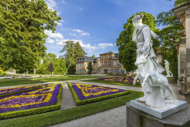 Kraft tanken und den Indian Summer in Bayreuth erleben