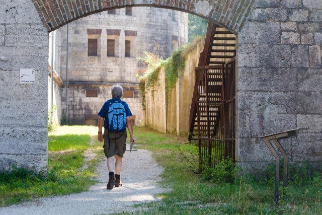 Wandern in der Stadt - Urban Hiking in Baden-Württemberg