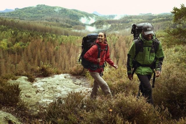 Marked by the wilderness - JACK WOLFSKIN feiert 2021 40 Jahre Outdoor-Kompetenz