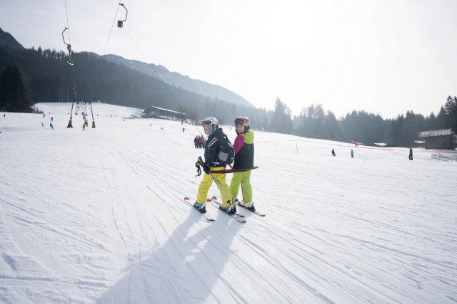 Winterfrische Auszeit im Kufsteinerland