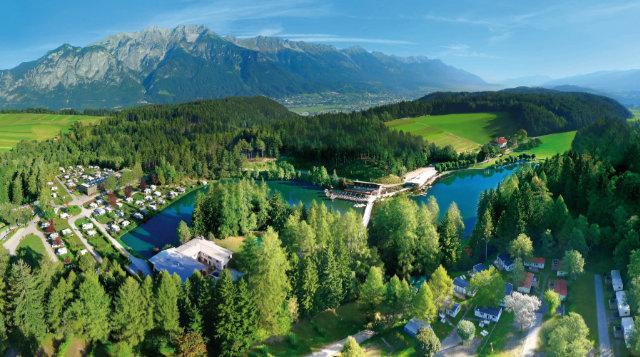 Internationale Auszeichnung vom ADAC für Ferienparadies Natterer See in Tirol