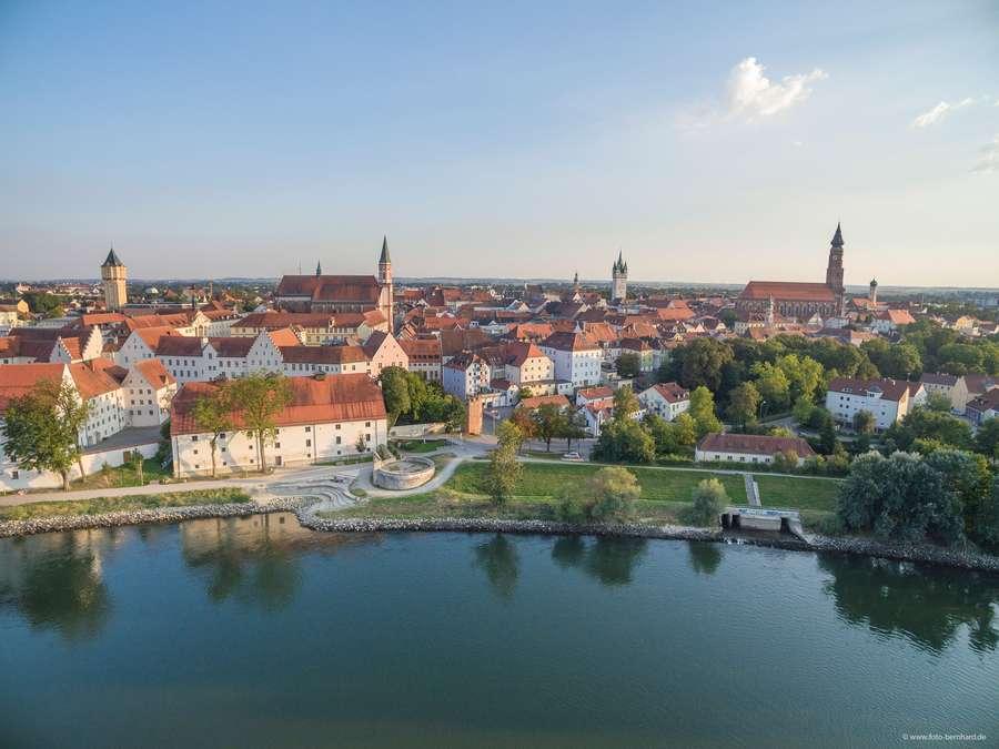 In Straubing ist ein Römerschatz zu finden