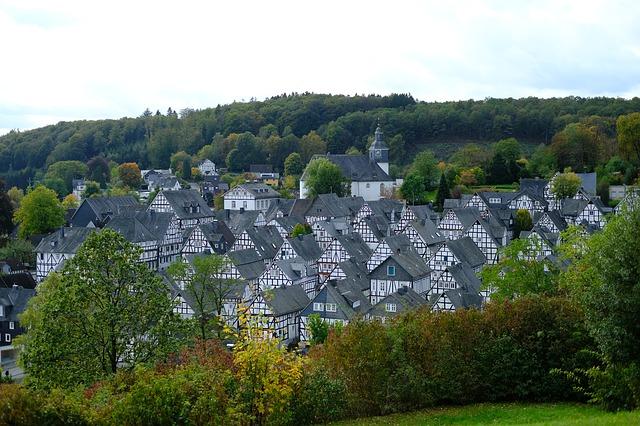 Unterwegs im Naturpark Sauerland-Rothaargebirge und Siegen-Wittgenstein