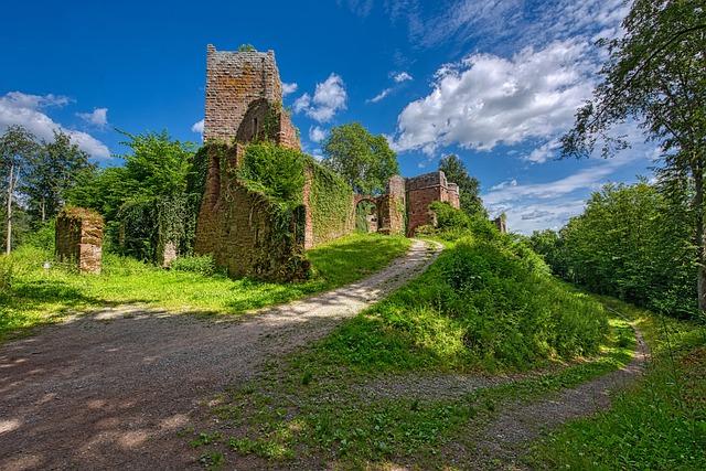Zwischen Wasserstraßen und Burgromantik
