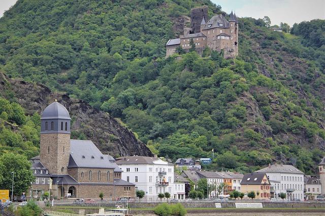 Loreley - herzlich Willkommen zwischen Marksburg und Pfalzgrafenstein