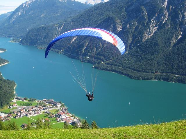 Sommerurlaub am Achensee