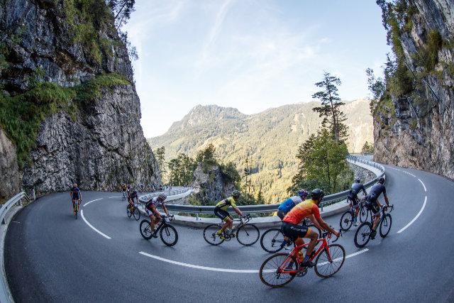 Kufsteinerland Radmarathon 2021 - Ein sportlicher Wettbewerb vor Traumkulisse