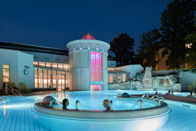 Wiedereröffnung der Vita Classica-Therme & Saunaparadies in Bad Krozingen