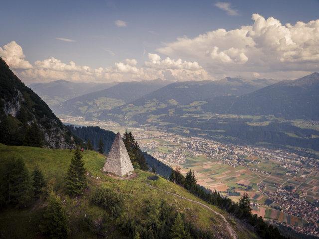 Genuss-Gutscheine für den Berg in der Ferienregion Hall-Wattens