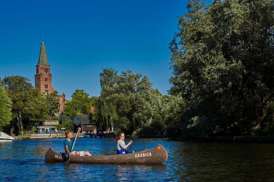 Mal Fluss, mal See – die vielseitigen Gesichter der Havel