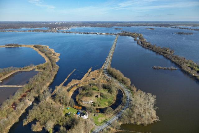 Holländische Wasserverteidigungslinien und Kolonien der Barmherzigkeit auf UNESCO-Welterbeliste