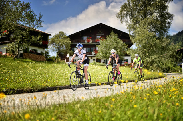 Das Rennradparadies Kufsteinerland