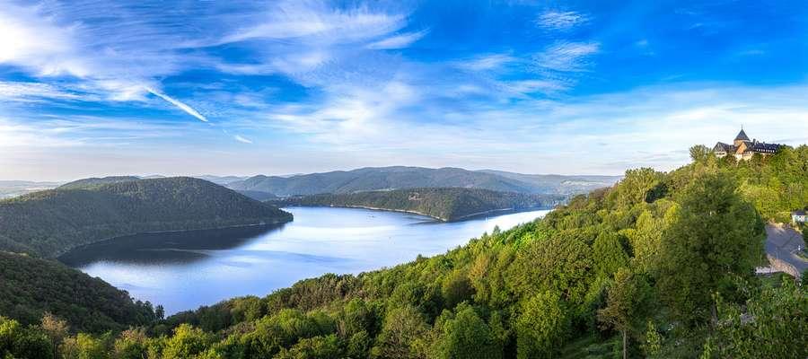Zwischen Urwald und Kurpark - Die schönsten Rad- und Wanderwege rund um den Edersee