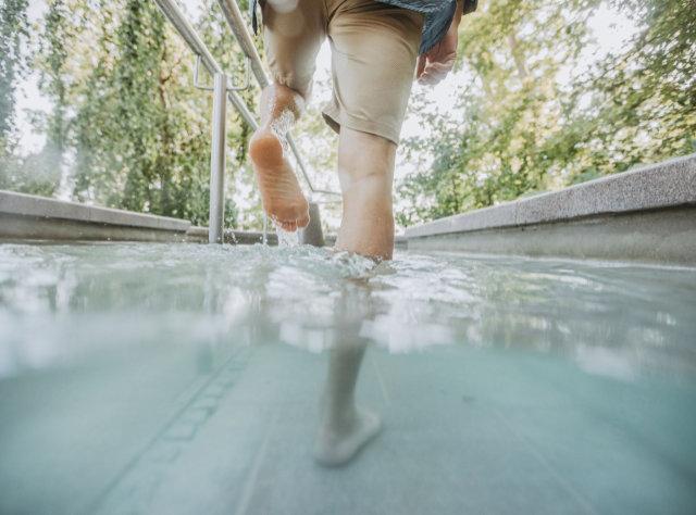 Wassertret-Rekordversuch am 12. September 2021 ist das Highlight der Gesundheitstage Göhren