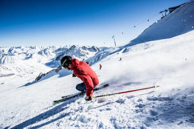 Neuschnee macht es möglich - Pitztaler Gletscher startet am 18. September 2021 in den Winter