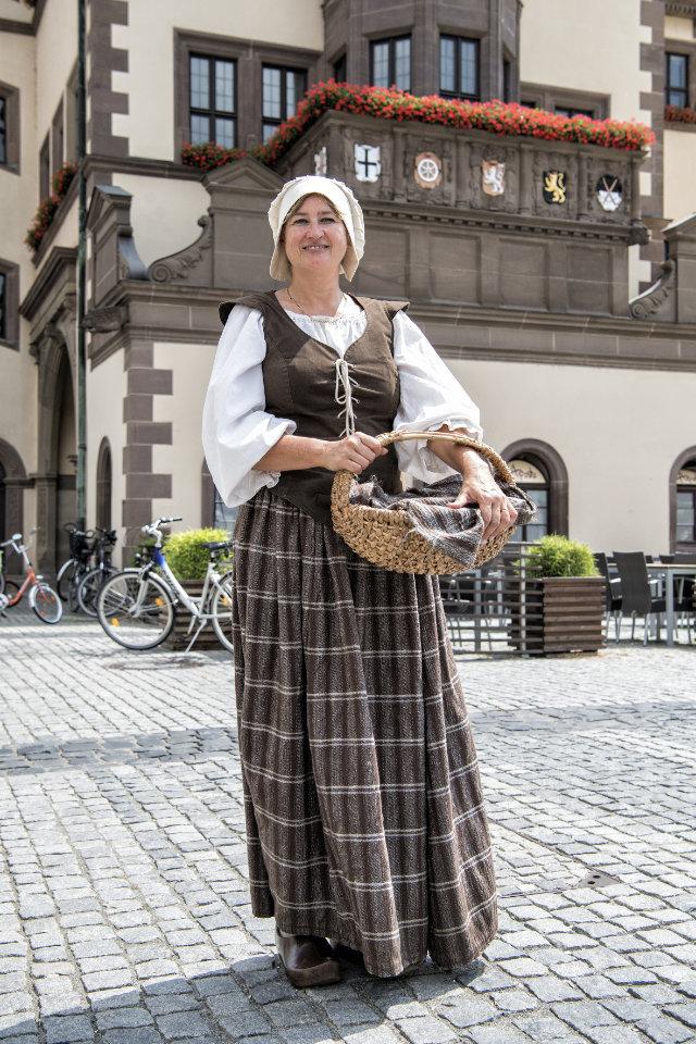 Die öffentlichen Gästeführungen der Tourist-Information Schweinfurt 360 ° im Oktober 2021