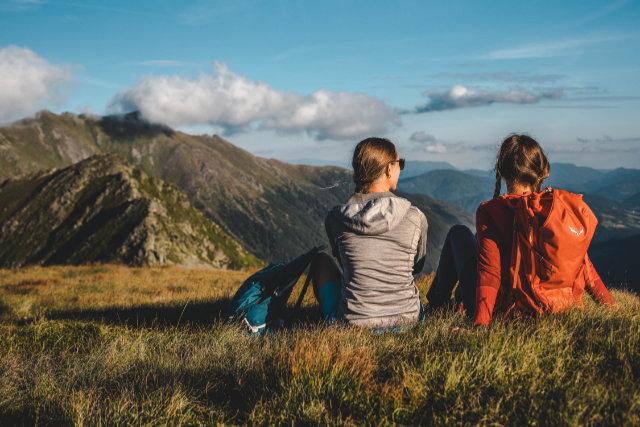 Schladming-Dachstein lädt im Herbst 2021 zum ausgiebigen Wandern ein